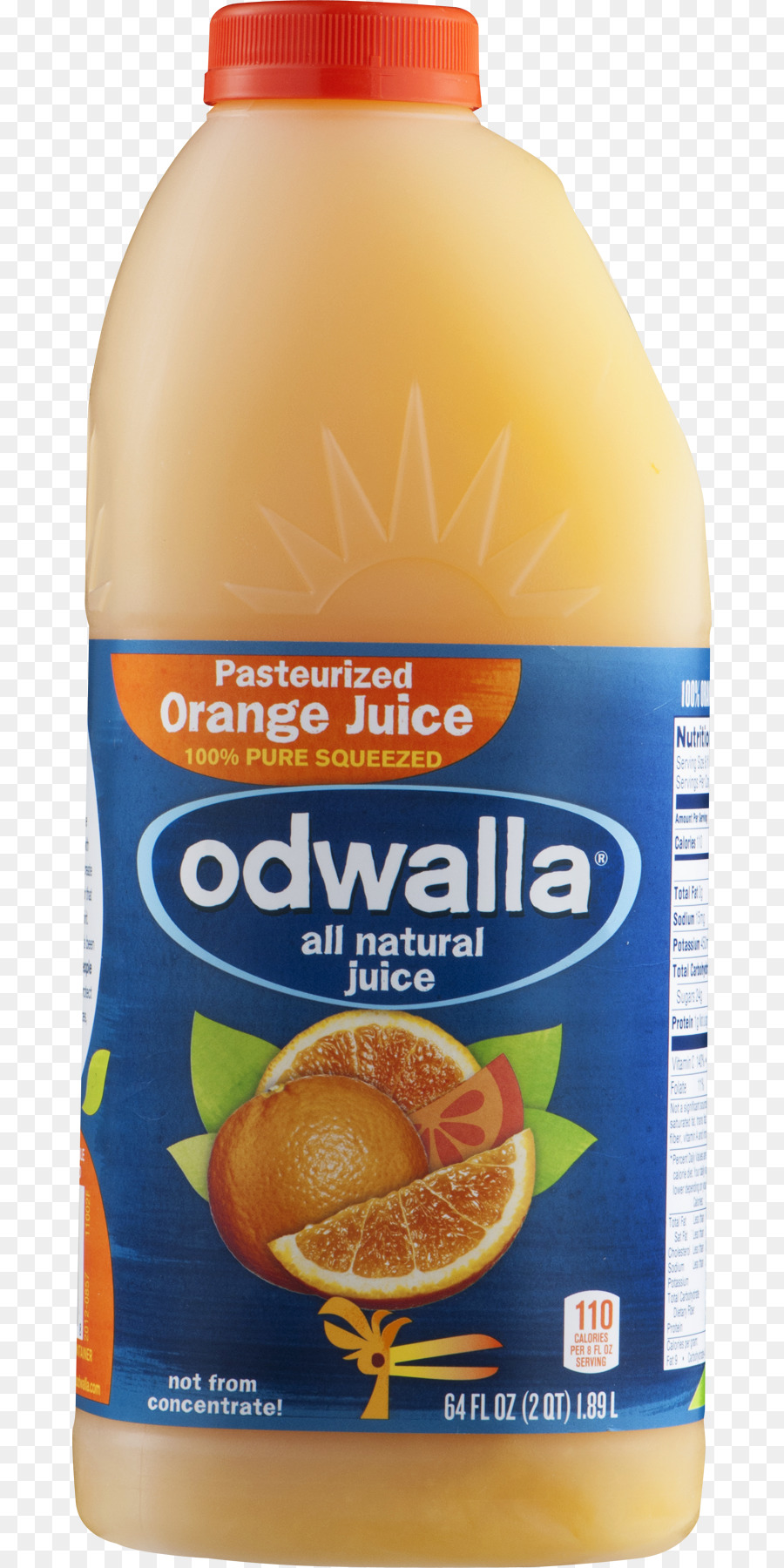 Orange drink Orange juice Smoothie Odwalla.