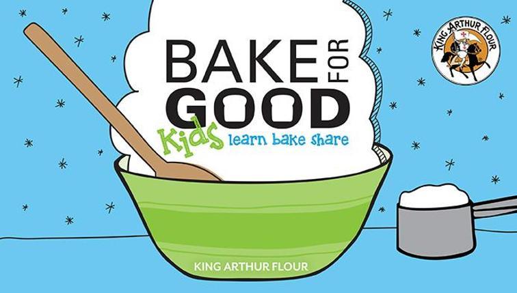 Kid's Baking Class: Bake For Good.