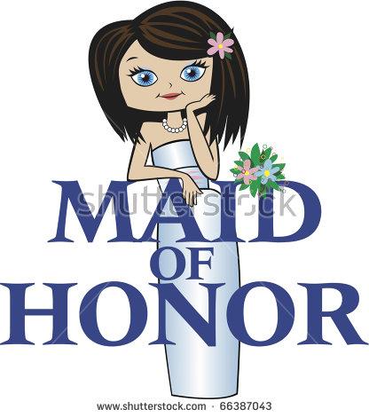 Maid Of Honor Stock Vectors, Images & Vector Art.