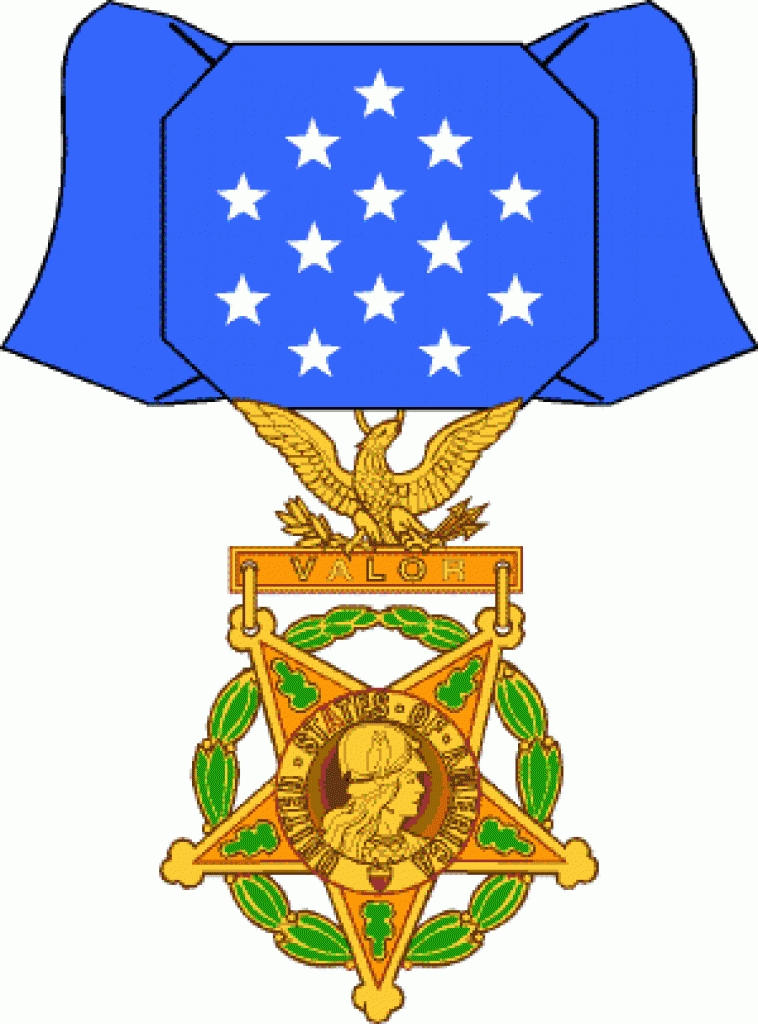 Medal of Honor Clip Art.