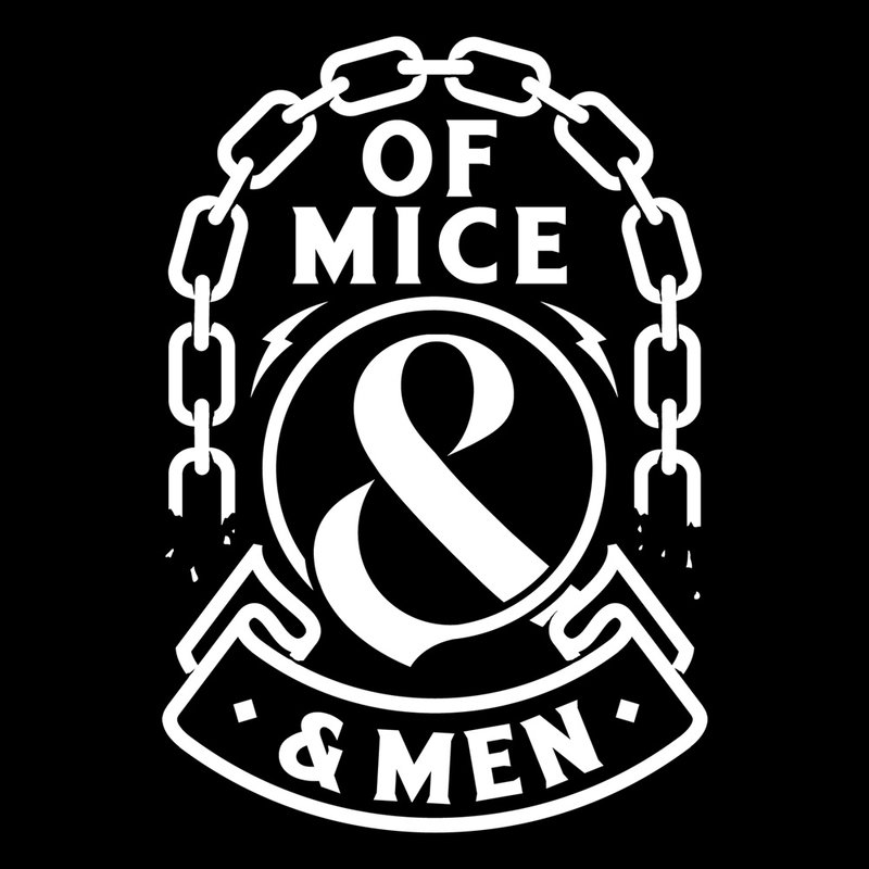 Of Mice & Men Shorts.