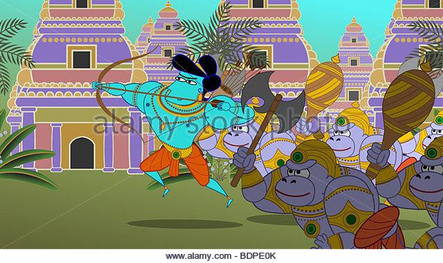 Sita And Hanuman Stock Photos & Sita And Hanuman Stock Images.
