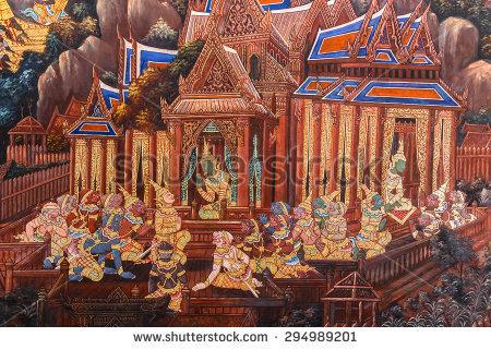 Ramayana Stockfoto's, rechtenvrije afbeeldingen en vectoren.