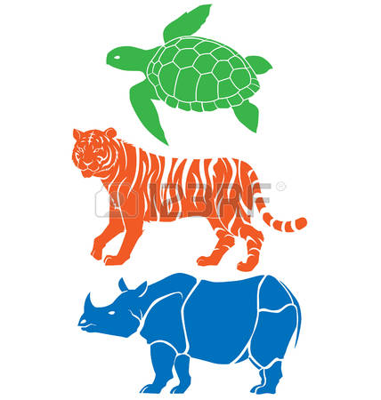 2,356 Endangered Species Stock Vector Illustration And Royalty.