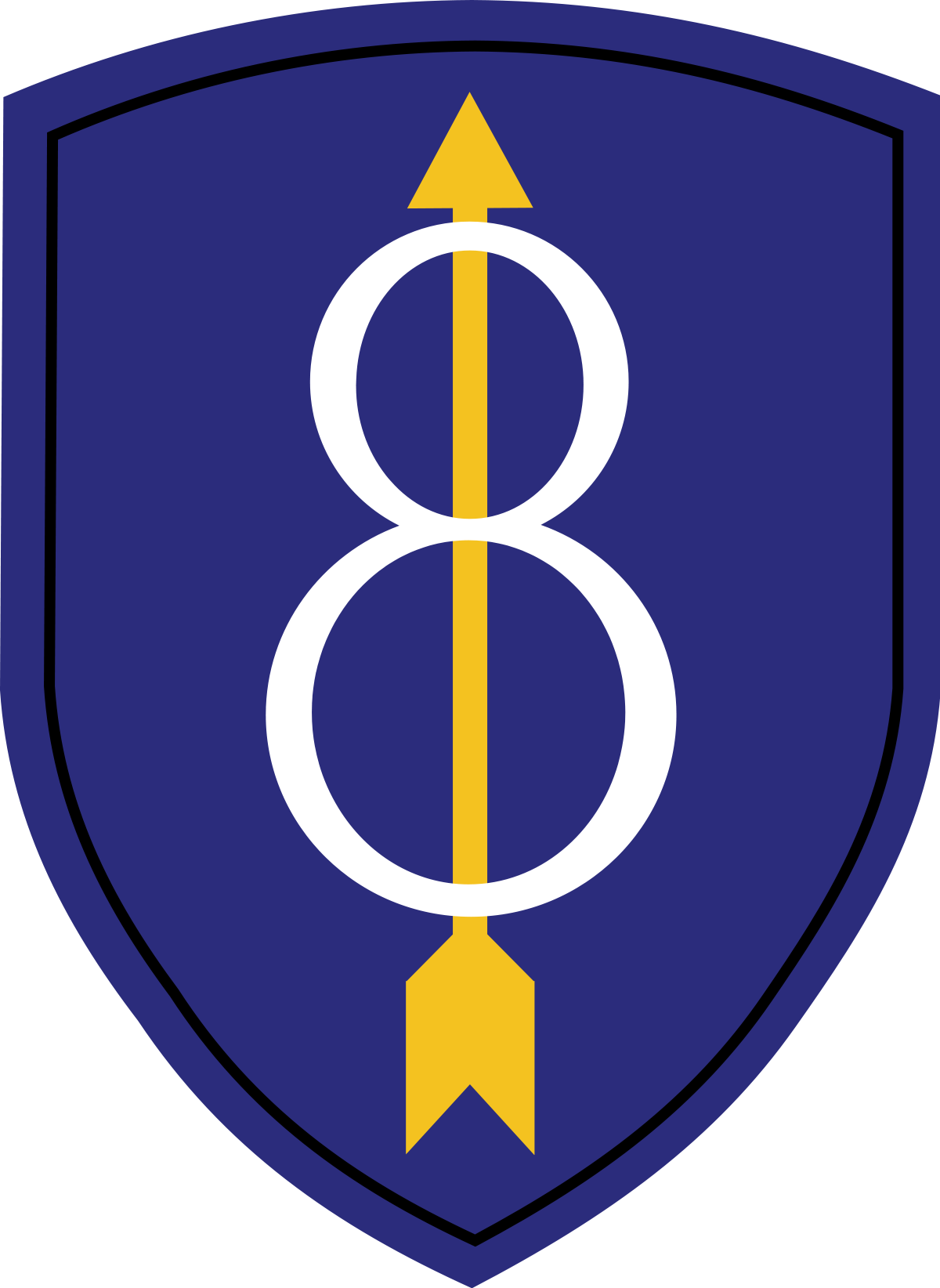 8th Infantry Division (United States).