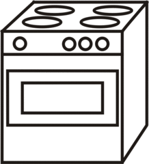 Backofen clipart 5 » Clipart Station.