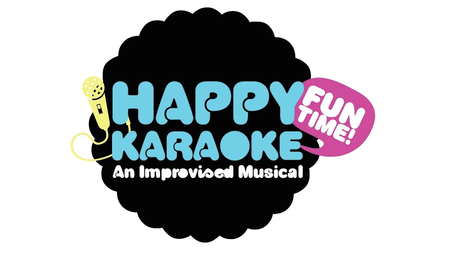 Happy Karaoke Fun Time Goes Off.