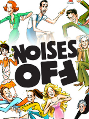 Noises Off at American Airlines Theater New York, NY.