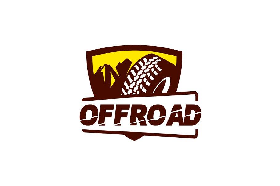 Offroad Logo.
