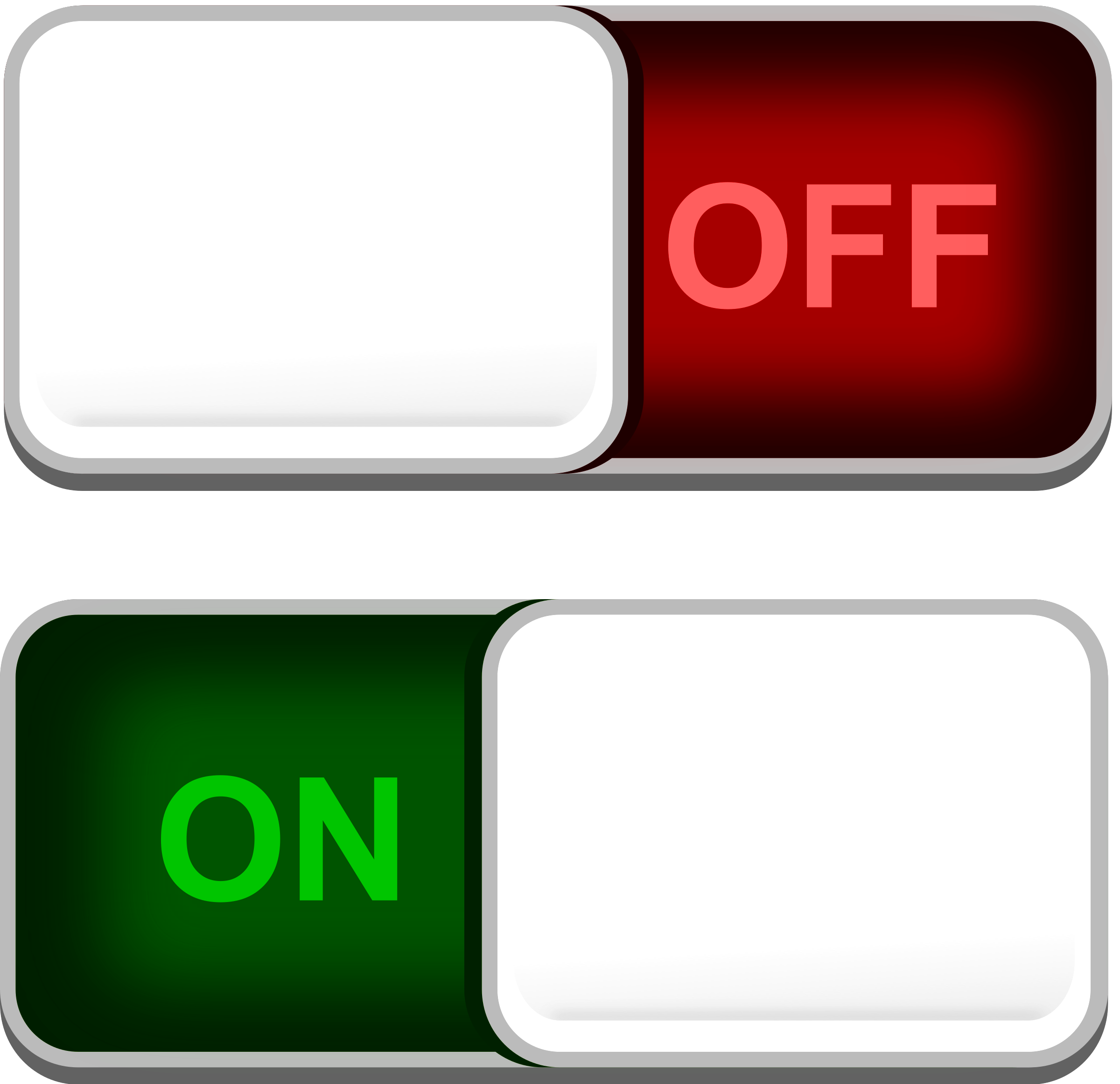 Component. switch symbol on off: Clipart Power Symbol Light.