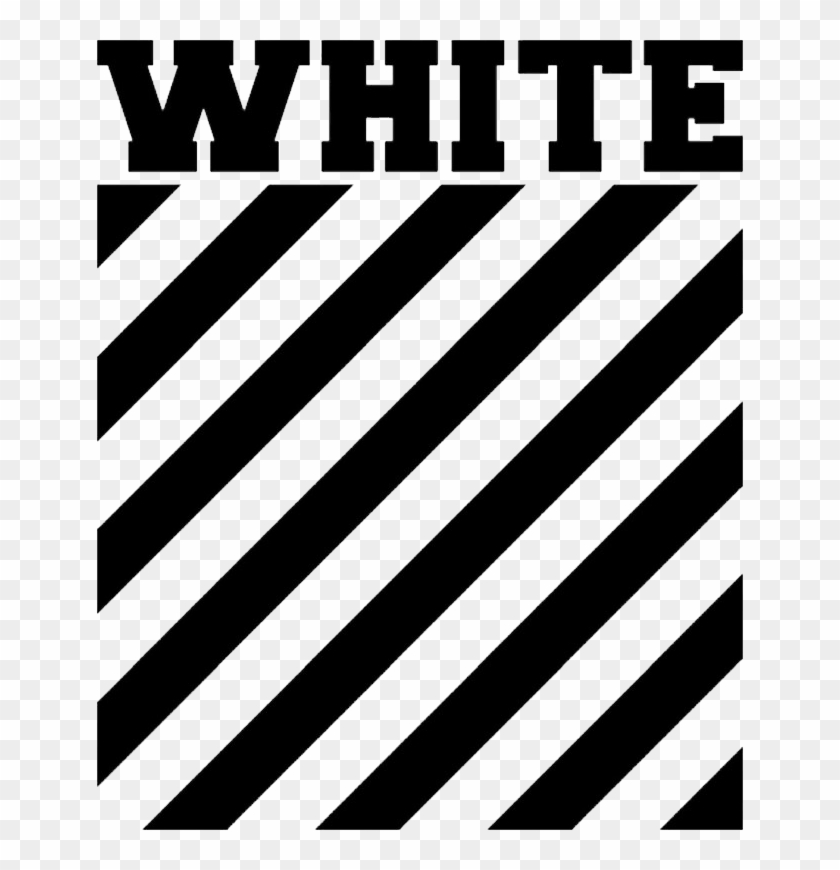 Off White Logo Png, Transparent Png.