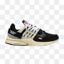Nike Air Presto Offwhite Black Aa3830 PNG and Nike Air.