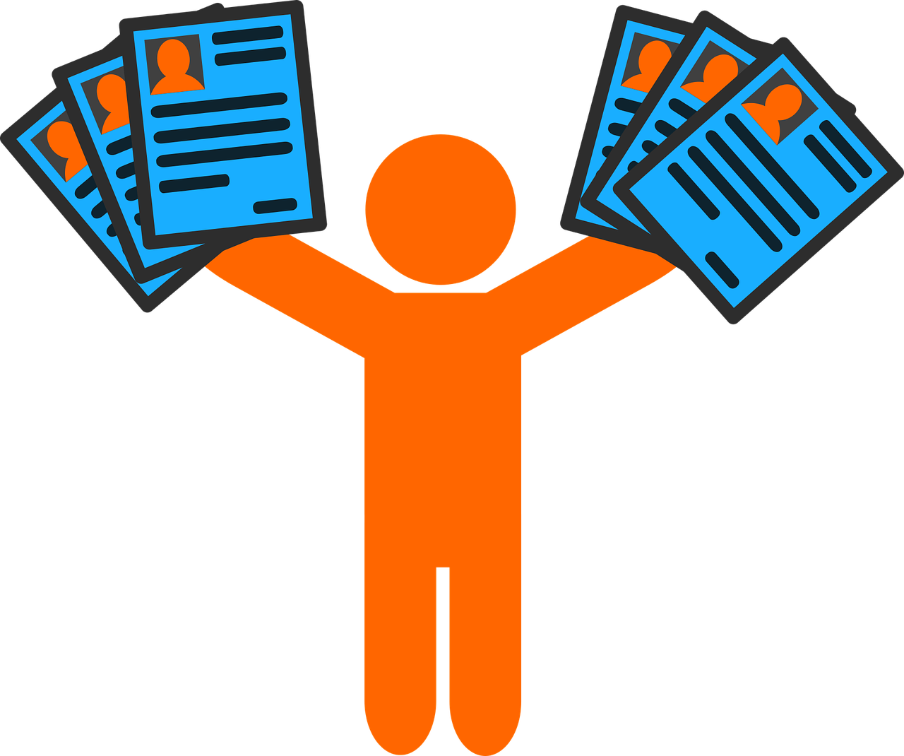 Job clipart job offer, Job job offer Transparent FREE for.