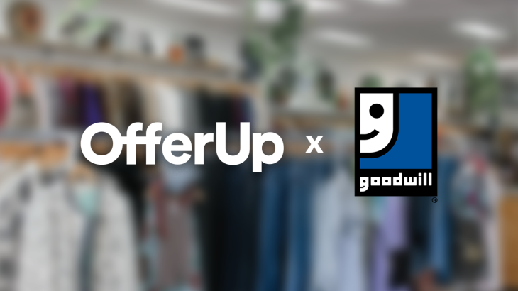 Over 100 Goodwill stores are bringing their inventory to.