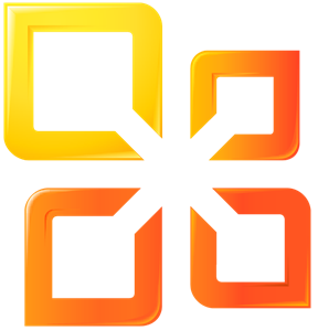 Microsoft Office 2010 Shading Logo Vector (.EPS) Free Download.