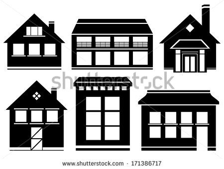 black and white apartment building clip art building apartment of