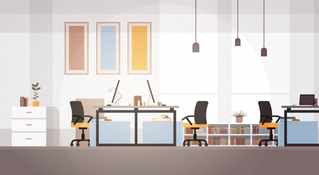 Office Interior Vectors, Photos and PSD files.
