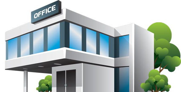 Office building clipart png.