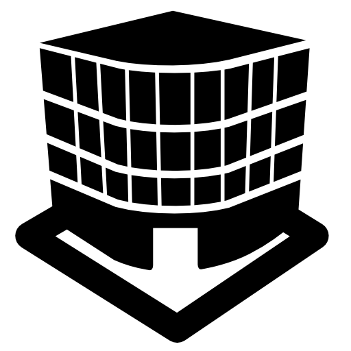642 Office Building free clipart.
