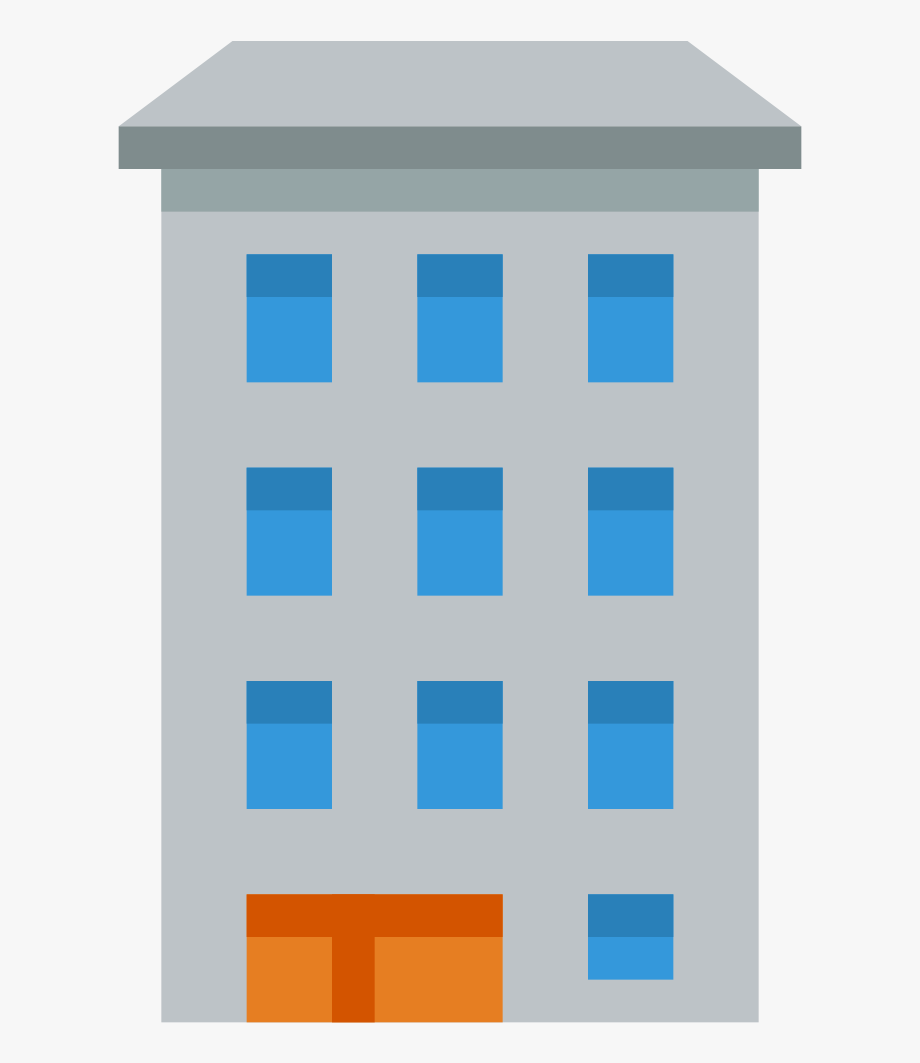 Office Building Icon Png.