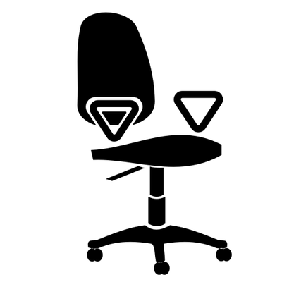 Office Chair Clipart.