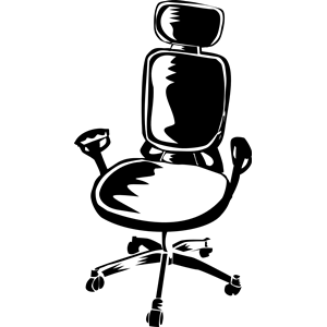Office Chair clipart, cliparts of Office Chair free download (wmf.