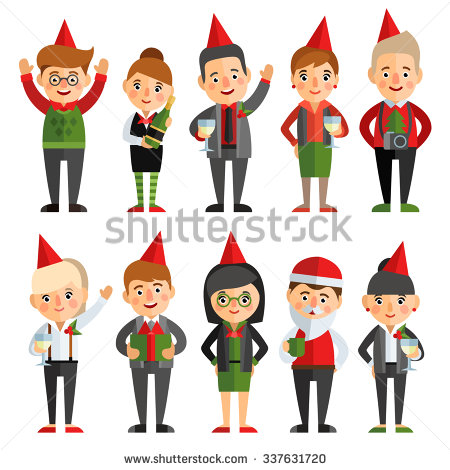 31 Office Christmas Party Pictures Clip Art.