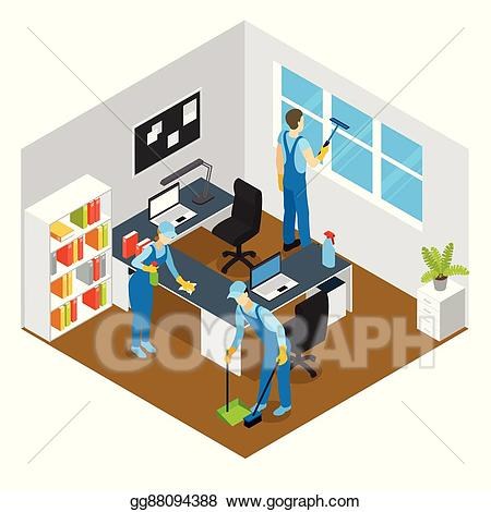 Cleaning clipart office, Cleaning office Transparent FREE.