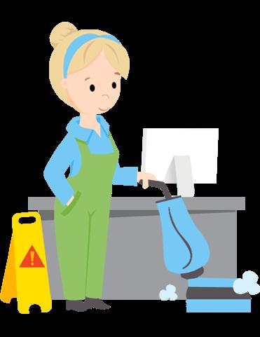 Housekeeping clipart clean office, Housekeeping clean office.