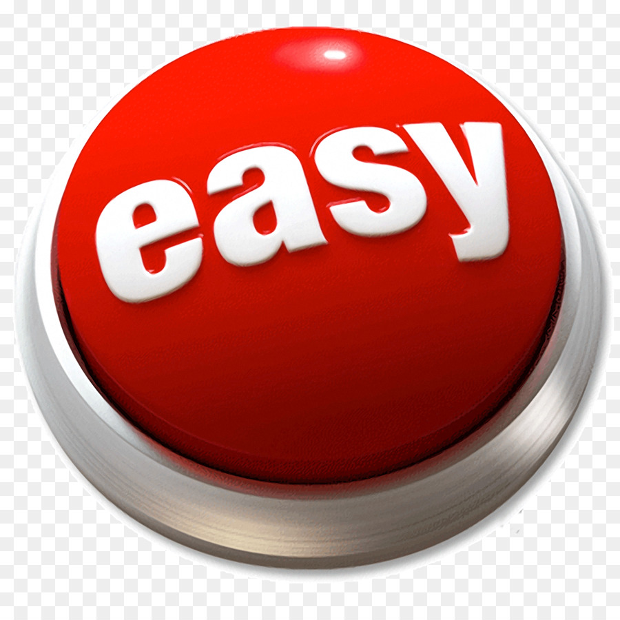 easy button png clipart Staples Easy Button Office Depot.