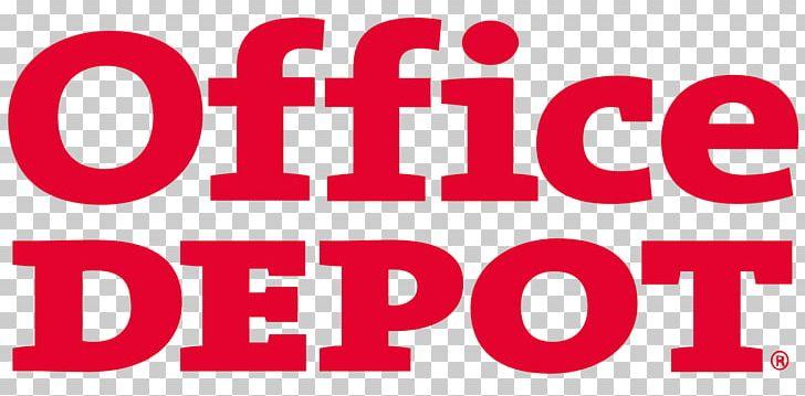 Office Depot Office Supplies Logo FedEx Business PNG.