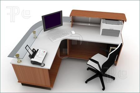 Office Furniture Clip Art.