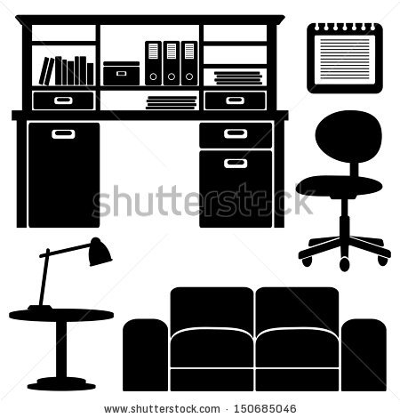 Office furniture clip art free vector download (212,952 Free.