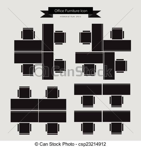 Office furniture Clip Art and Stock Illustrations. 18,792 Office.