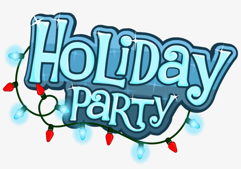 28 Collection Of Office Holiday Party Clipart.
