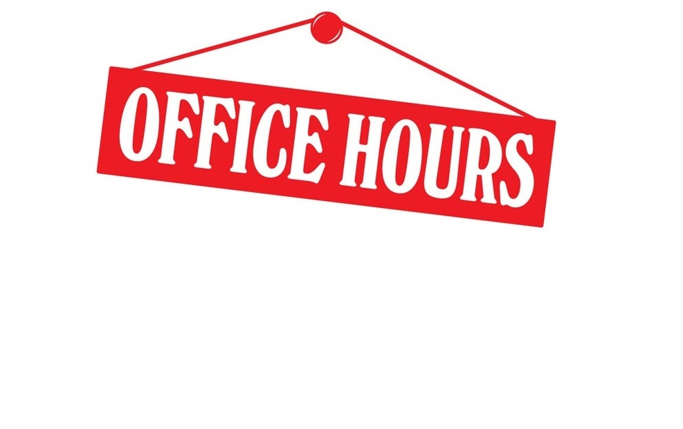 Office hours clipart 5 » Clipart Station.