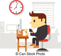Office work Clip Art and Stock Illustrations. 133,919 Office work.