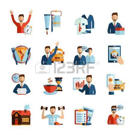 332 Busy Office Life Stock Vector Illustration And Royalty Free.