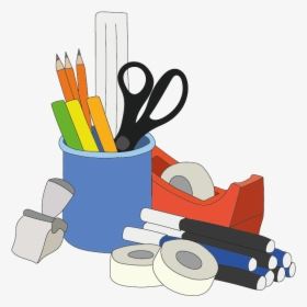 Office Supplies, HD Png Download , Transparent Png Image.