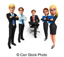 Office People Clip Art.