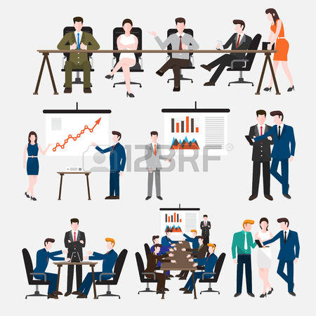 302,114 Office People Cliparts, Stock Vector And Royalty Free.