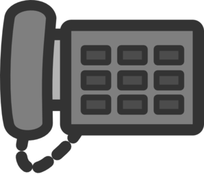 Showing post & media for Cartoon office phones clip art.