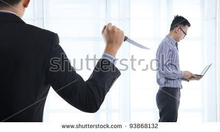 Office Politics Stock Images, Royalty.