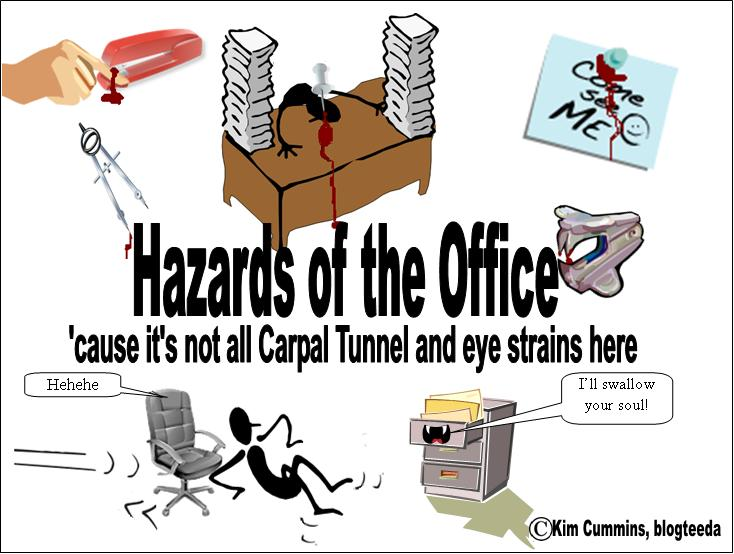 Office safety clipart clipground for Bureau of the hidden ones