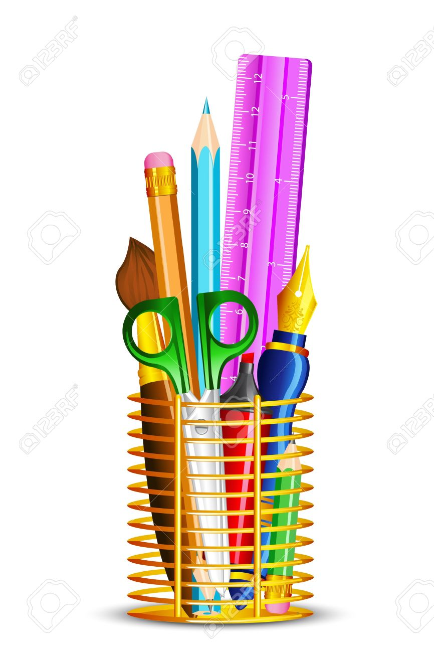 Free stationery clipart.