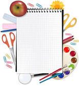 Office supplies Clip Art Royalty Free. 16,737 office supplies.