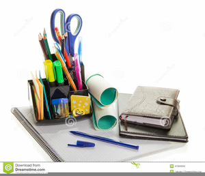 Office Supply Clipart.