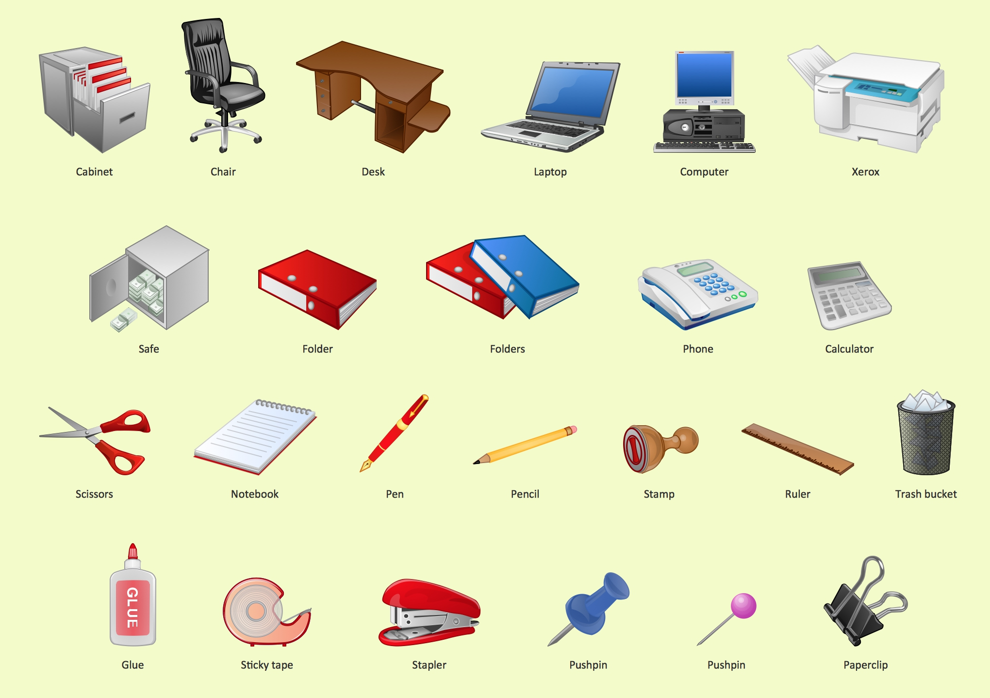 Office Gallery Clipart#1910191.