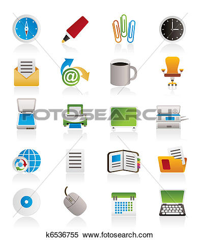 Office tool clipart - Clipground
