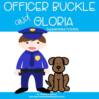Officer Buckle and Gloria.